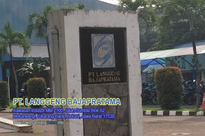Loker PT Langgeng Bajapratama LBP