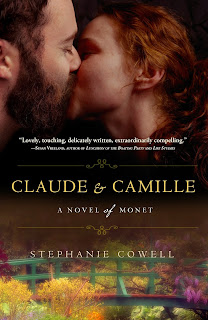 Claude & Camille - A Novel of Monet by Stephanie Cowell book cover