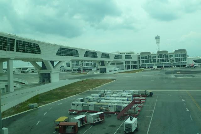 Lotnisko w stolicy Malezji
