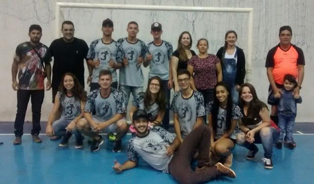 """Iretama: """"Terceirão"""" realiza grande Torneio de Futsal. 24 equipes participaram!"""
