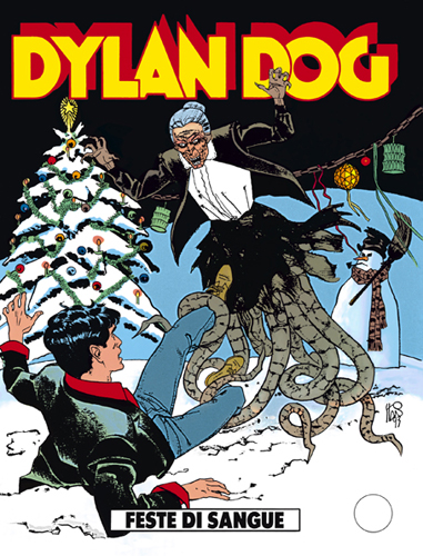 Dylan Dog (1986) 87 Page 1