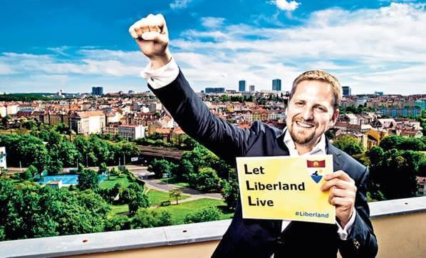 كيفية الهجرة إلى دولة ليبرلاند الجديدة في أوروبا