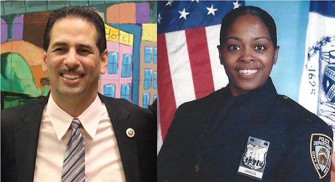 Concejal Cabrera someterá proyecto para rebautizar esquina con nombre de policía dominicana asesinada en El Bronx