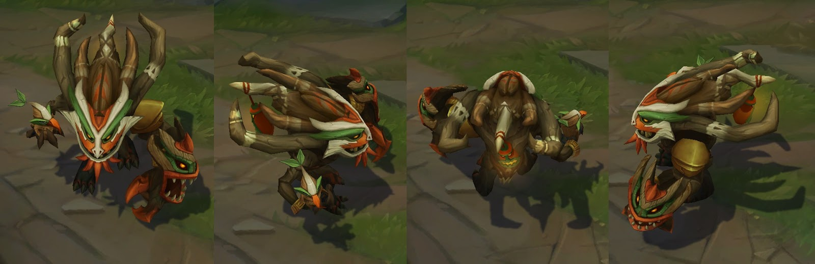 Surrender at 20: Champion and Skin Sale 9/8 - 9/11