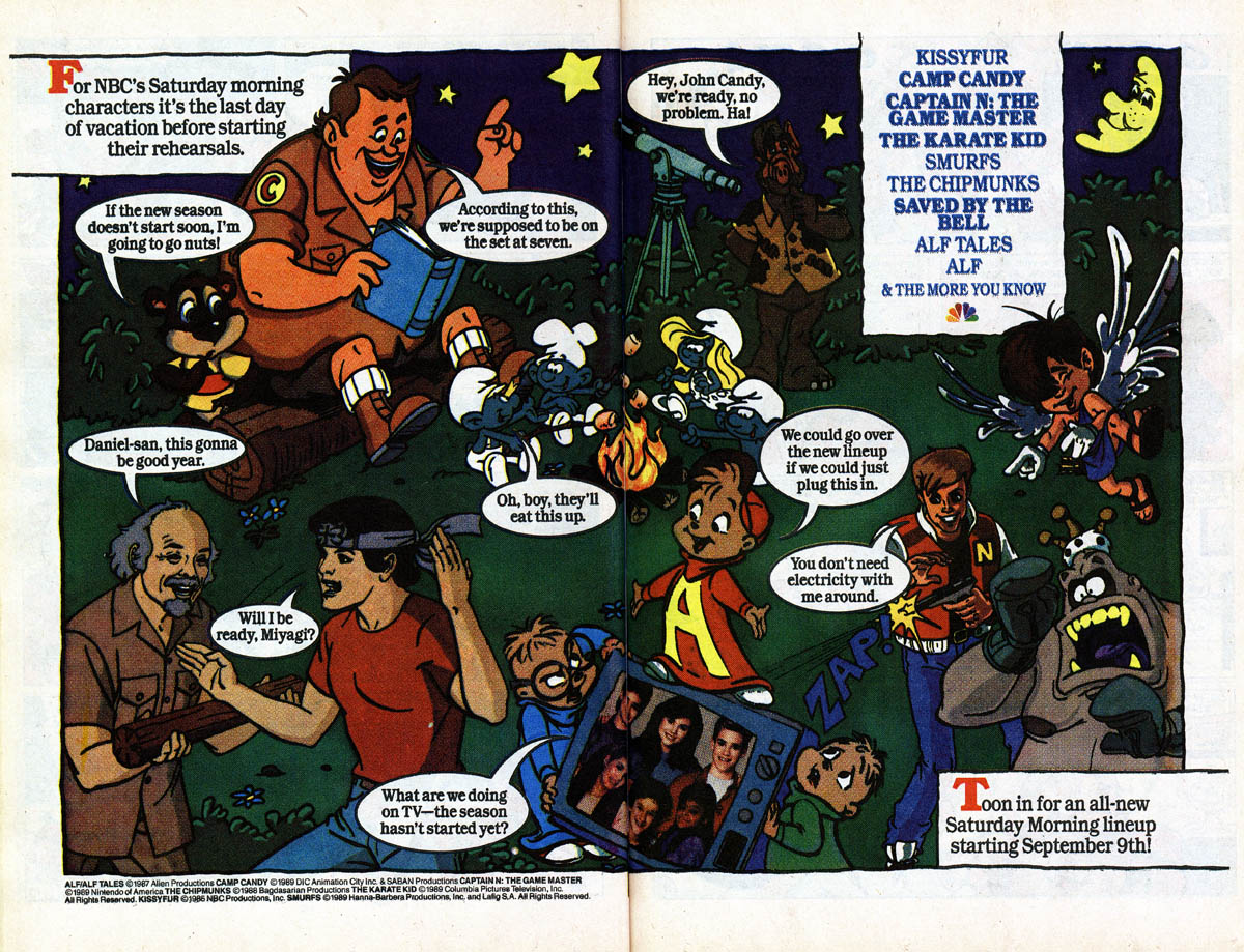 Read online ALF comic -  Issue #2 - 24
