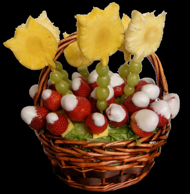 Imagenes De Cestas De Frutas Decoradas