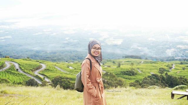 JOM KE PAGAR ALAM, INDONESIA