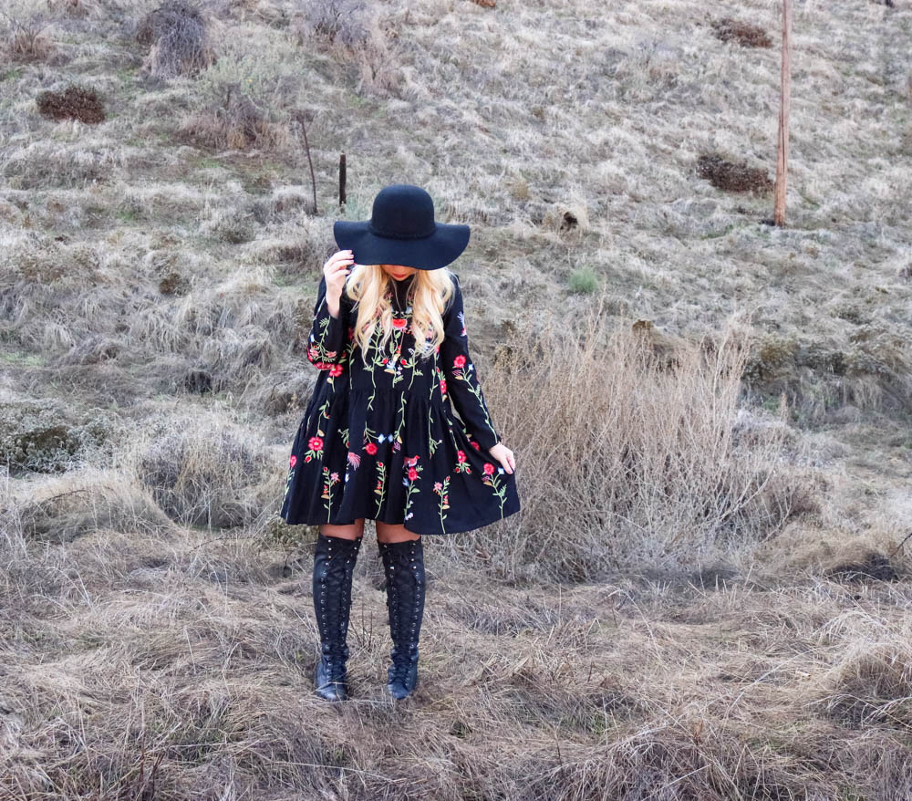 Elizabeth Hugen of of Lizzie in Lace shares 10 reasons why she wears dresses