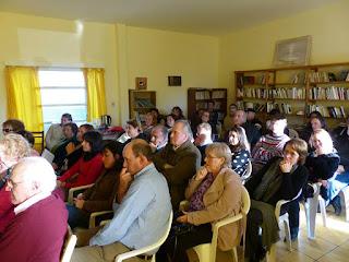 Presentación de Milicos y tupas en pueblo Agraciada, Soriano