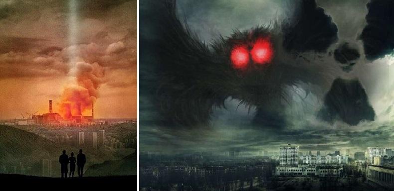 Η τρομακτική ιστορία του μαύρου ιπτάμενου πλάσματος του Τσερνομπίλ
