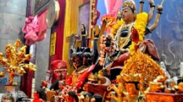 Por Tor (Hungry Ghost) Festival in Phuket Town
