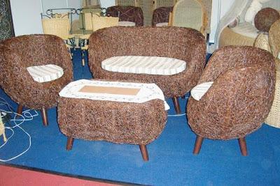 Banyak hal yang bisa dilakukan untuk mendesain hunian biar tampak unik dan menarik 55 Model Kursi Rotan Modern Nan Elegan