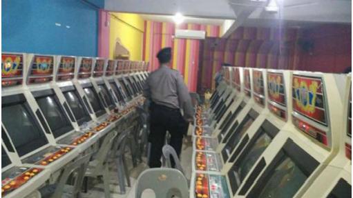 Masyarakat Resah Akibat Gelanggang Permainan Yang Marak Kabupaten Rohil