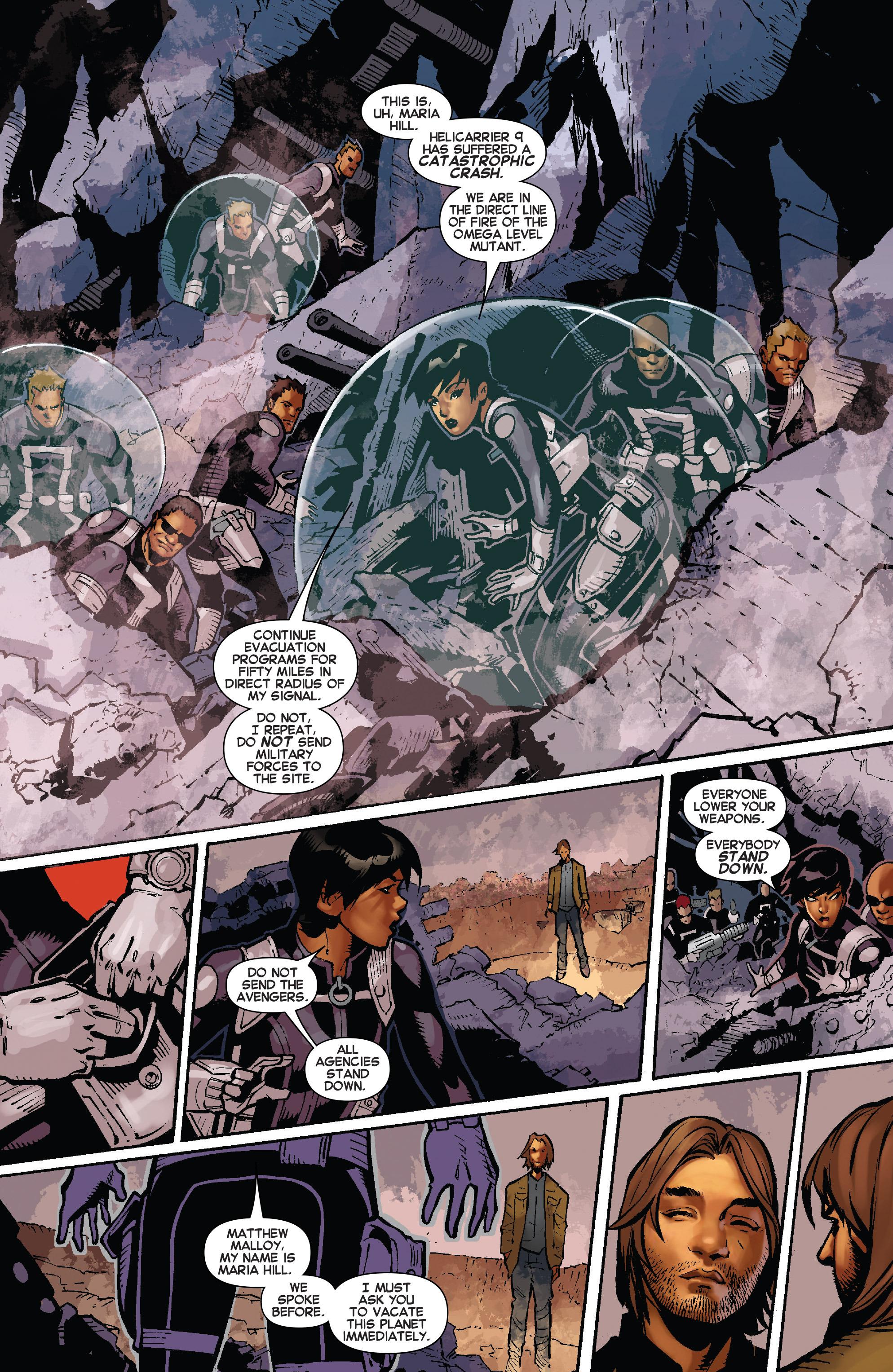 Read online Uncanny X-Men (2013) comic -  Issue #27 - 18