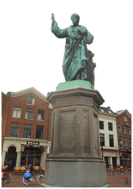 Grote Markt o que ver em Haarlem na Holanda