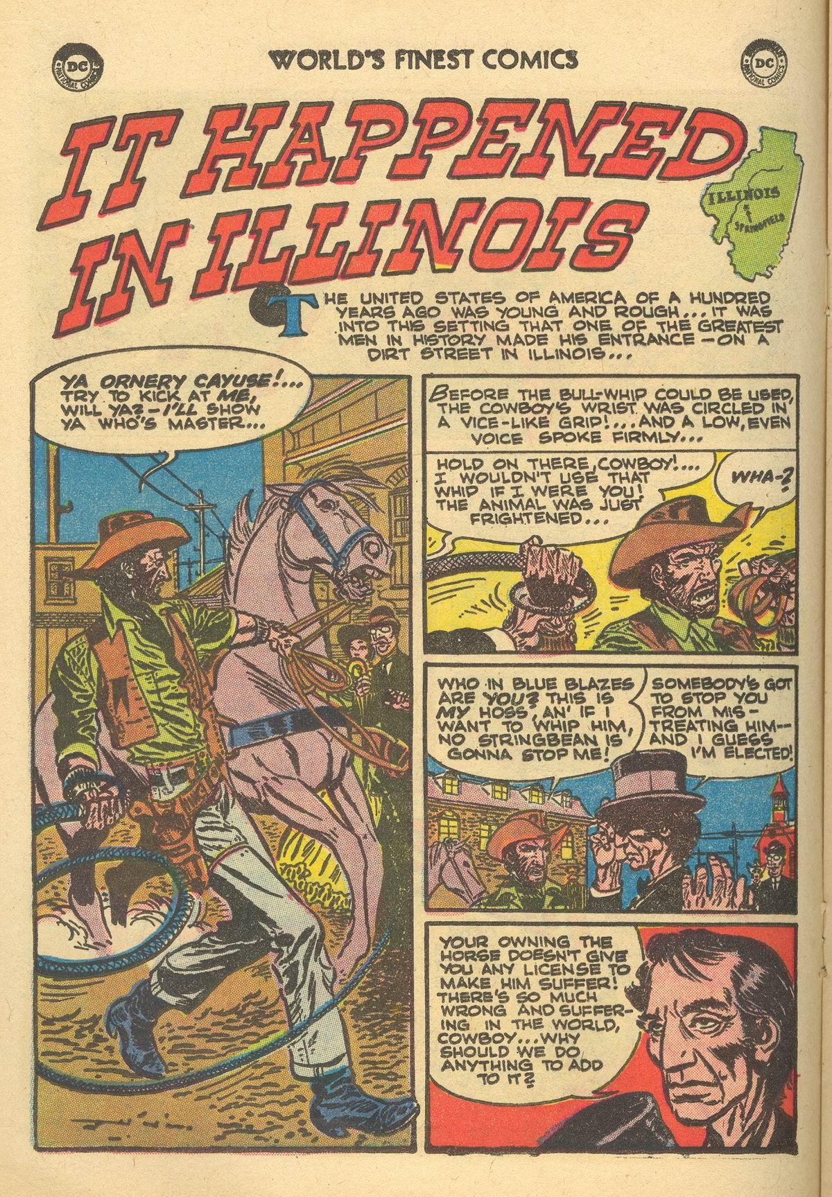 Read online World's Finest Comics comic -  Issue #105 - 16