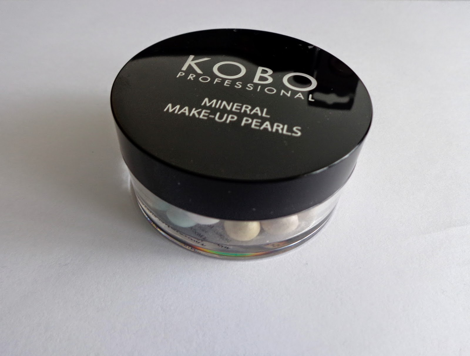kobo mineral make up pearls puder w kulkach. Black Bedroom Furniture Sets. Home Design Ideas