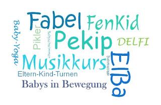 Kurse mit Babys und Kleinkindern