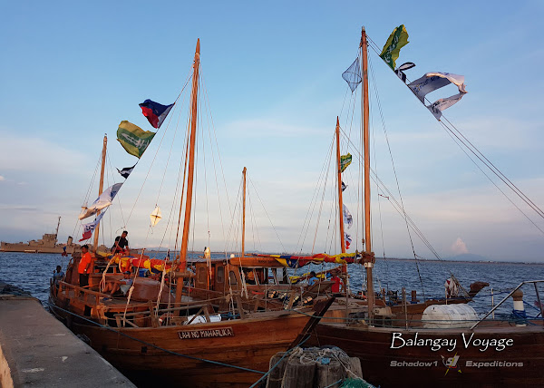 Balangay Voyage Boats - Schadow1 Expeditions