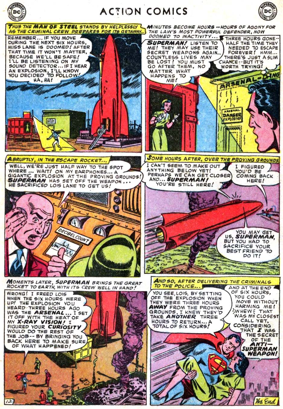 Read online Action Comics (1938) comic -  Issue #177 - 14