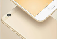 Xiaomi Mi 5c Gold Spesifikasi dan Harga