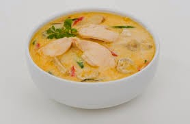 Coconut Chicken Soup (Tom Kha Gai)