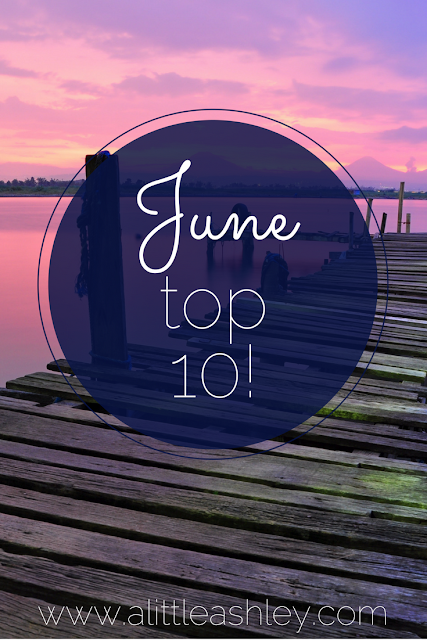 Blogs, clothes, and experiences I loved in June