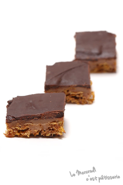 Squares Choco - Carambar