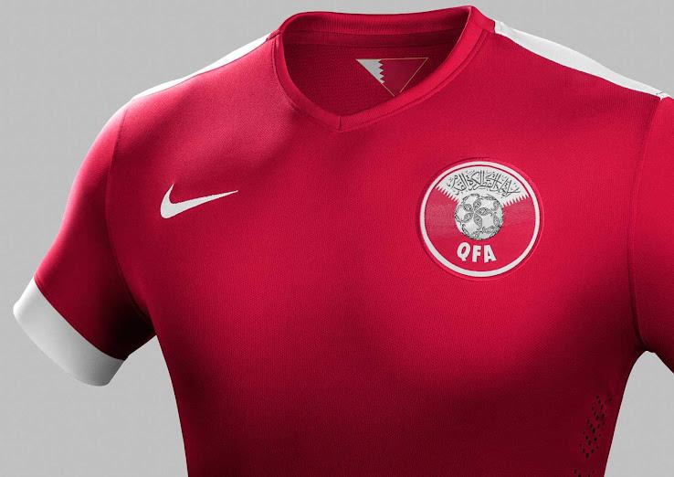 on sale 5e595 dae28 Nike Qatar 2014-2015 Kits Released - Footy Headlines