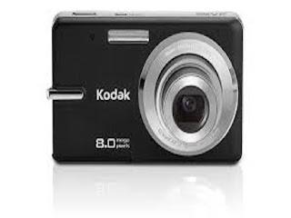 Picture Kodak EasyShare M883 Driver Download