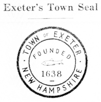Exeter's Town Seal