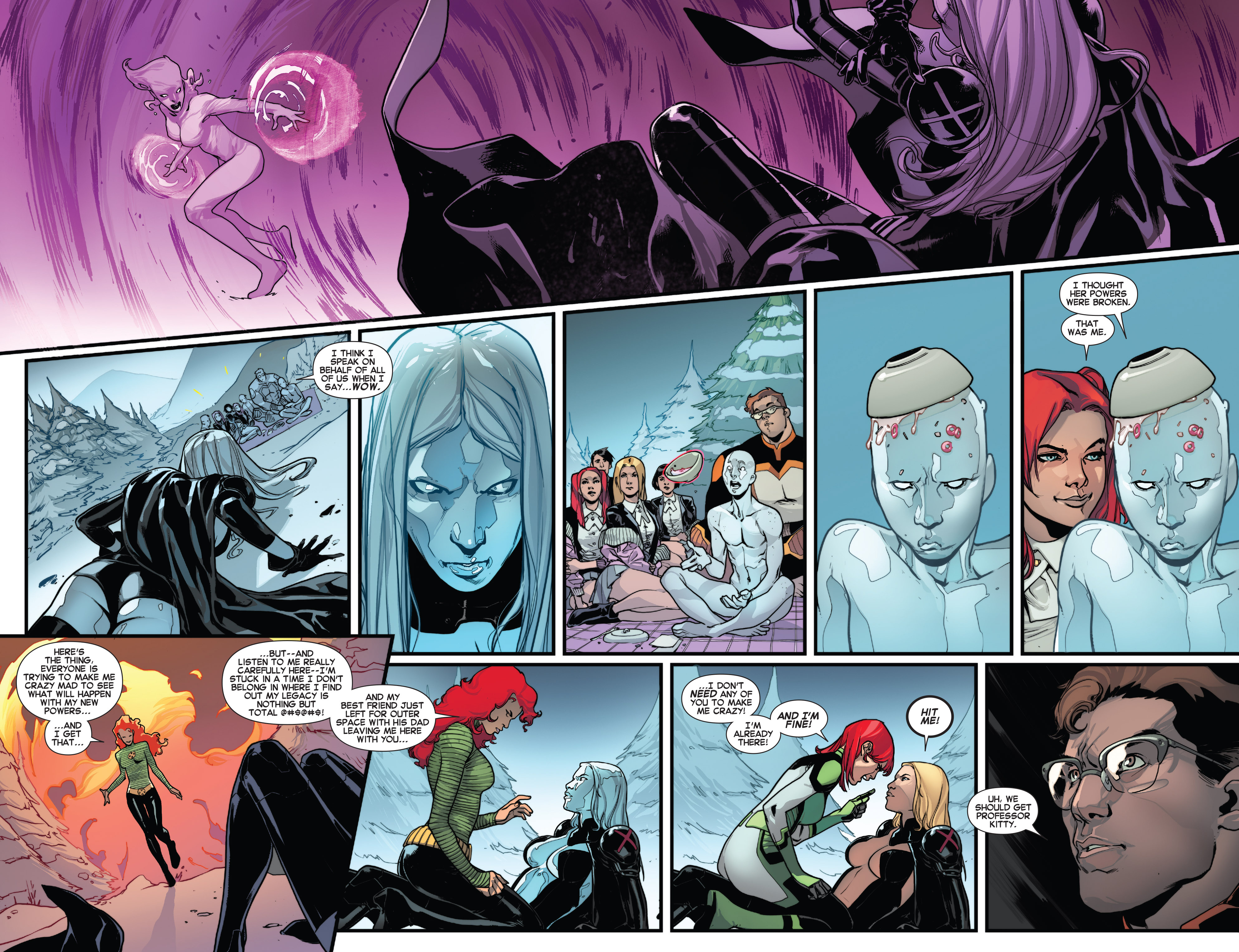 Read online All-New X-Men (2013) comic -  Issue #30 - 13