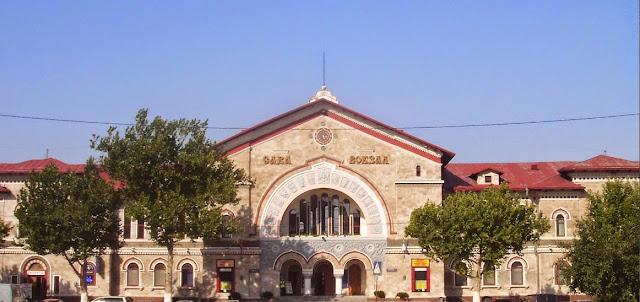 Gara Centrala . Estación de trenes Chisinau