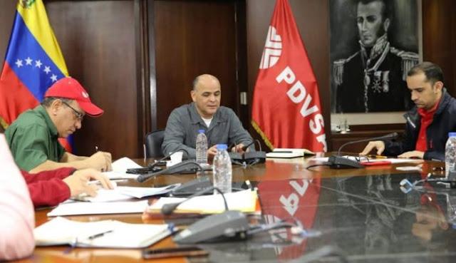 Gobierno hace oficial cambios en la directiva de Pdvsa