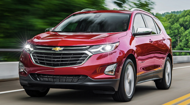 2018 Chevrolet Equinox 2.0T AWD Review