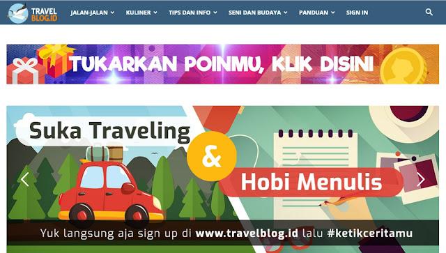 TravelBlog.id Media Informasi yang Pas untuk Pecinta Traveling