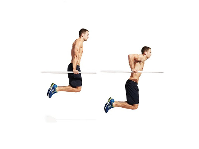 Best Chest Exercises of All Time - 30 Exercise - Wide-Grip Dips