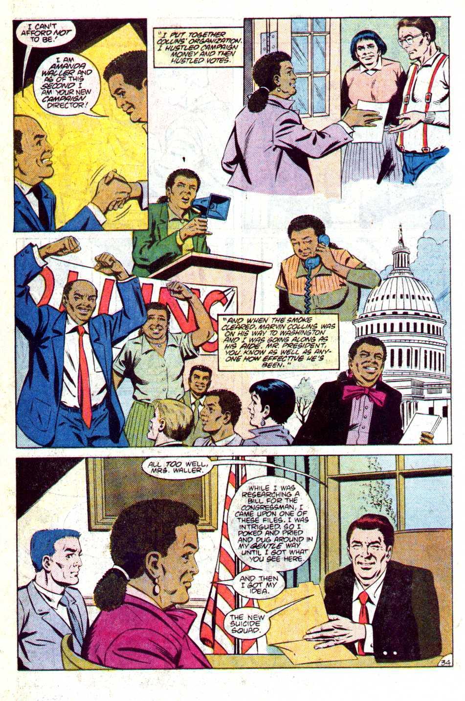 Read online Secret Origins (1986) comic -  Issue #14 - 38