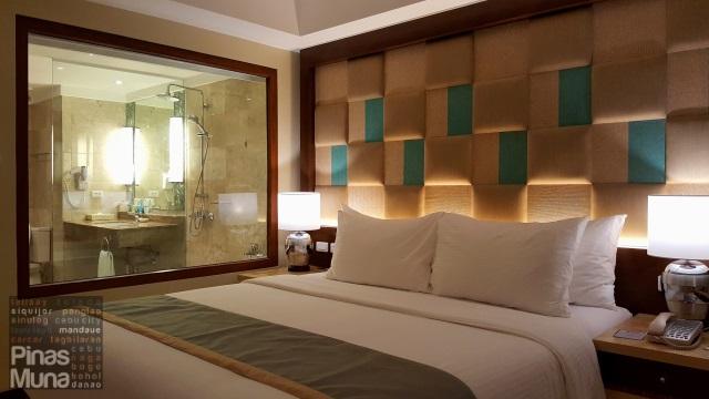 Premier Room of Henann Resort Alona Beach Bohol