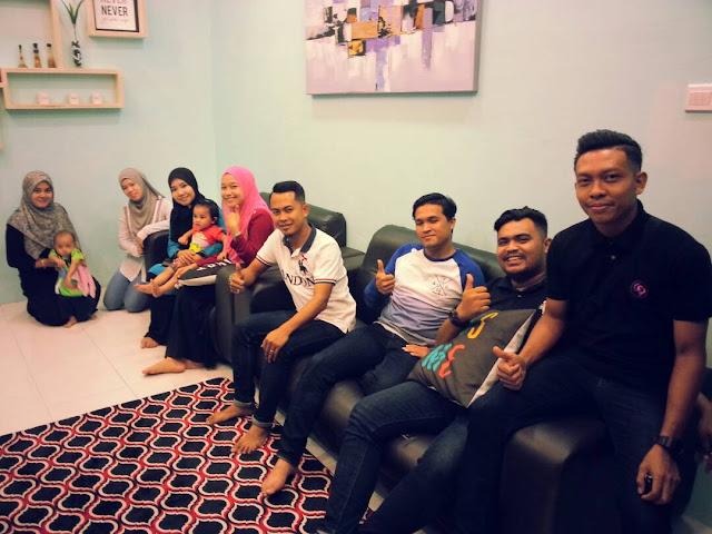 Adni Suite Homestay Seri Manjung || Encik Ahmad