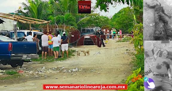 Ataque a balazos en una casa de la colonia Bellavista deja 1 muerto y 3 malheridos