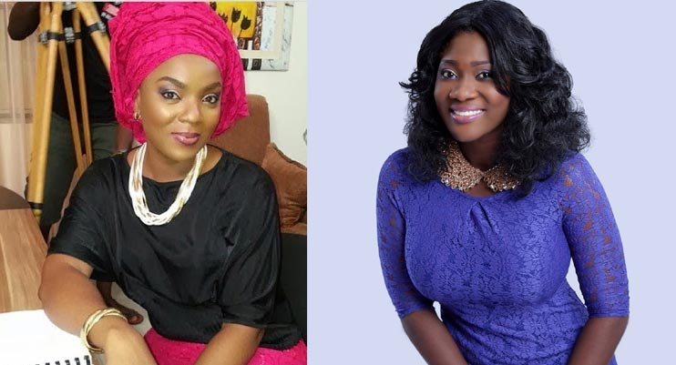Mercy Johnson talks about enemity: I mustn't be friends with Chioma Chukwuka-Apkota