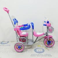 Sepeda Rooda Tiga Family F9063 Police