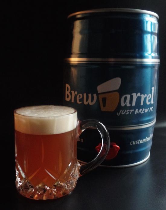 Brewbarrel Home Brew Beer Review
