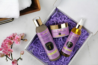 Hello Gorgeous haircare system Naturalicious