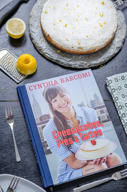 Cynthia Barcomi neues Backbuch New York Cheesecake