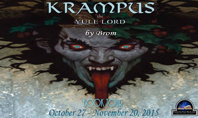 Krampus the Yule Lord Book Tour