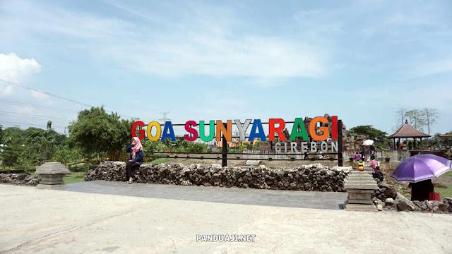 Wisata Goa Sunyaragi Cirebon