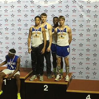 Catholic Knights Indoor Track Team Brings Home 4 State Championships 2