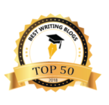 Top 50 Blogs for Writers 2018